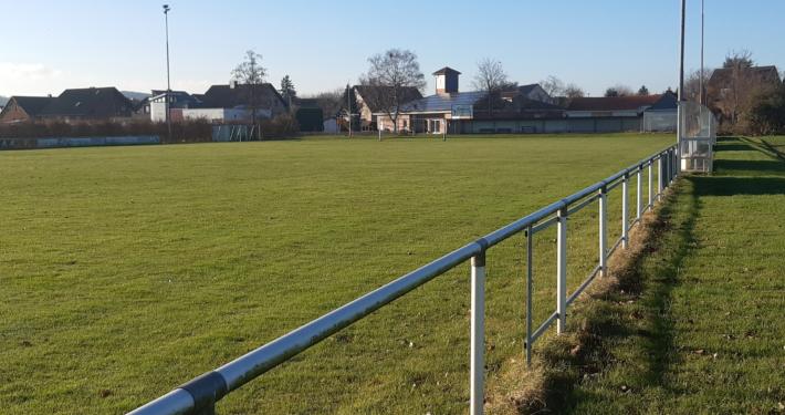 Möbel Dohmeyer Stadion in Riehe